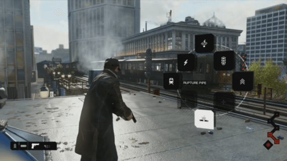 Watch Dogs Gameplay Demo PS4