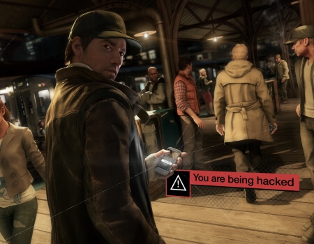 Watch Dogs Hacking Video Games