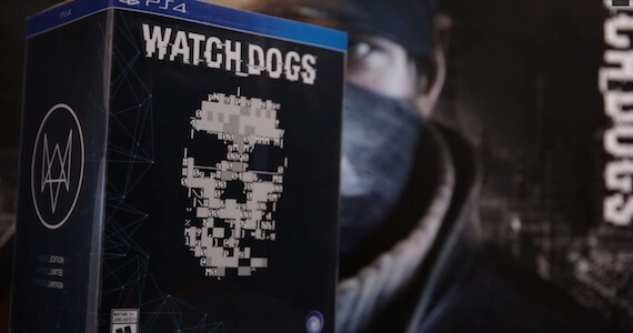 'Watch Dogs' Limited Edition Unboxing Video Sticks to the Shadows