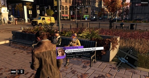 Watch Dogs Multiplayer Gameplay Video