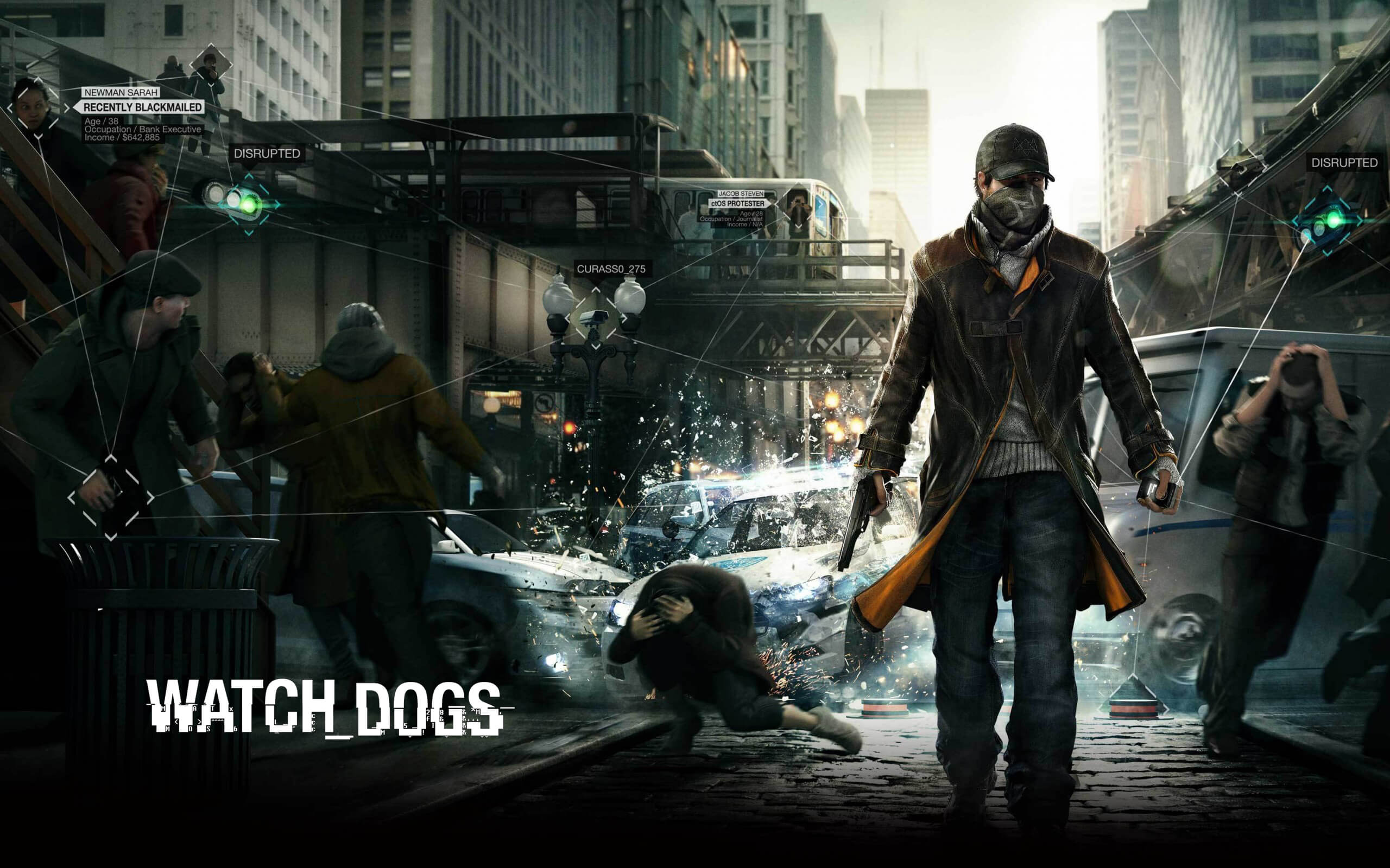 Official 'Watch Dogs' Release Date & Story Trailer Revealed