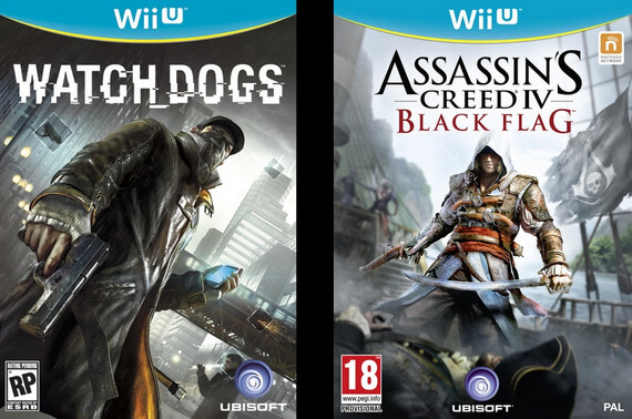 Watch_Dogs & Assassin's Creed 4