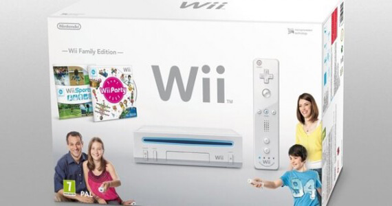UK Retailers Setting Bargain Price Point for Nintendo's Wii Slim?