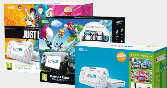 Nintendo To Introduce New Wii U Bundles For Holiday 2013