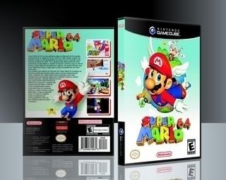 Wii U Cover Art Gamecube