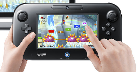 Wii U Innovation