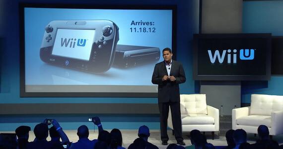 Reggie Fils-Aime On Wii U Launch