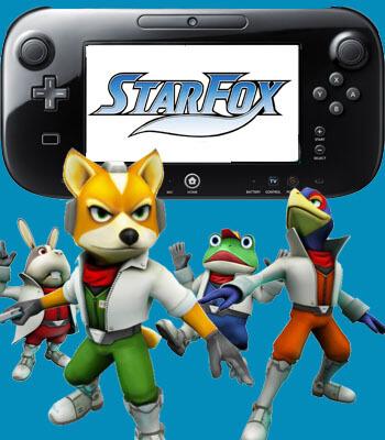 Wii U Star Fox Game