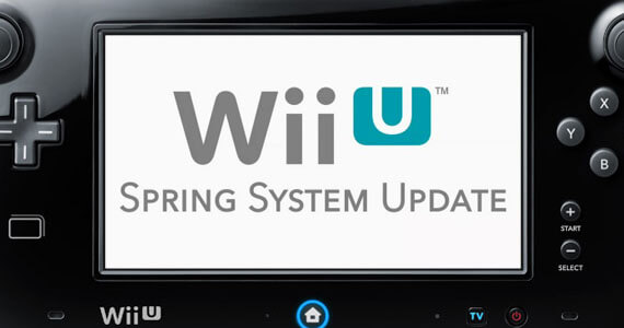 Major Wii U Update Adds New Features & Faster Load Times