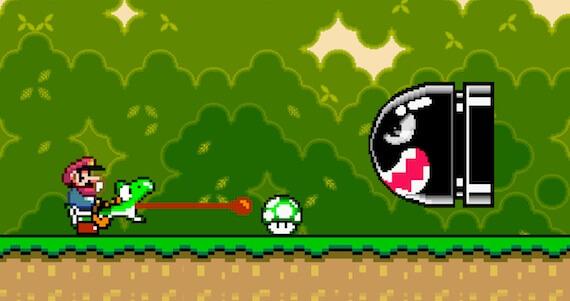 Nintendo Prepares First Wii U Virtual Console Titles Including 'Super Mario World'