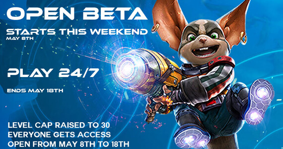 'WildStar' MMO Announces Limited-Time Open Beta