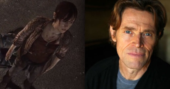 Willem Dafoe Rumored for Supporting Role in Quantic Dream's 'Beyond: Two Souls'