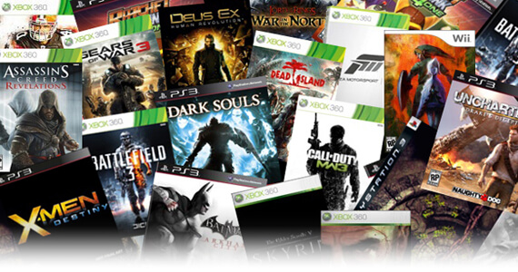 2011 Fall-Winter Holiday Video Games Line-up