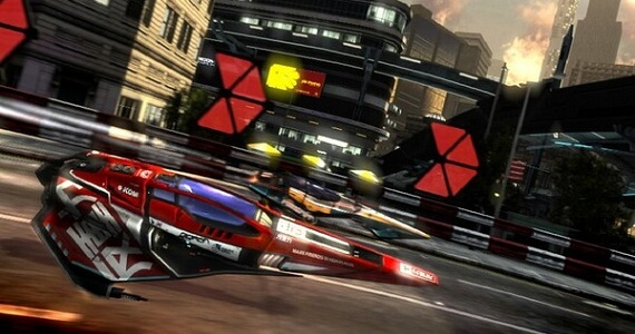 'WipEout 2048' Review