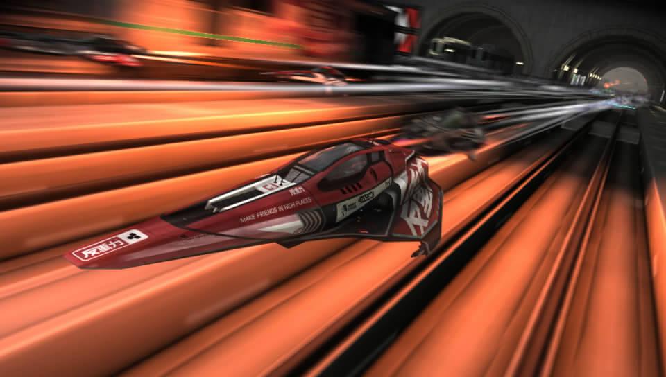 'WipEout 2048' Intro Movie, Screenshots & Cross-Platform Play Details