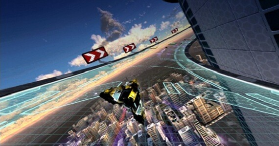 WipEout 2048 Sol
