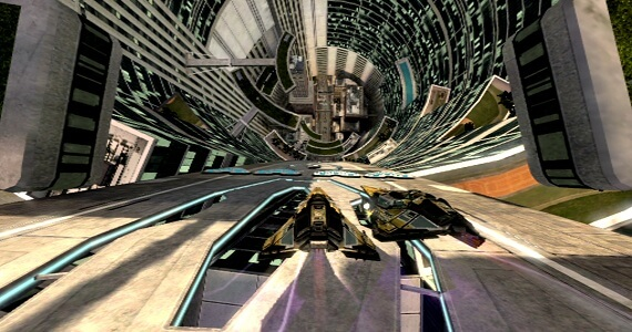 WipEout 2048 Speed Pads