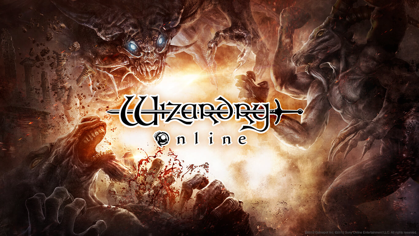 'Wizardry Online' First Impressions & Gameplay Video