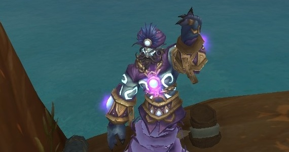 Robin Williams Genie Spotted in 'Warlords of Draenor' Beta