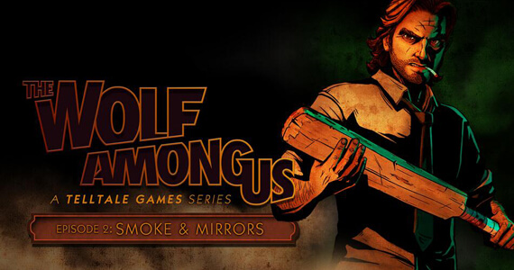 Wolf Among Us Episode Two Release Date