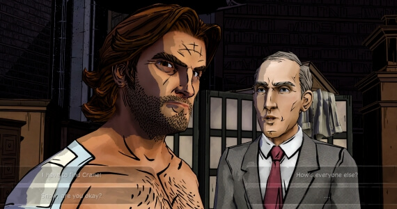 wolf among us game review