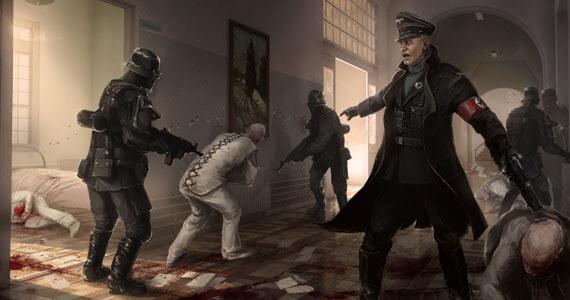 Wolfenstein The New Order Concept Art
