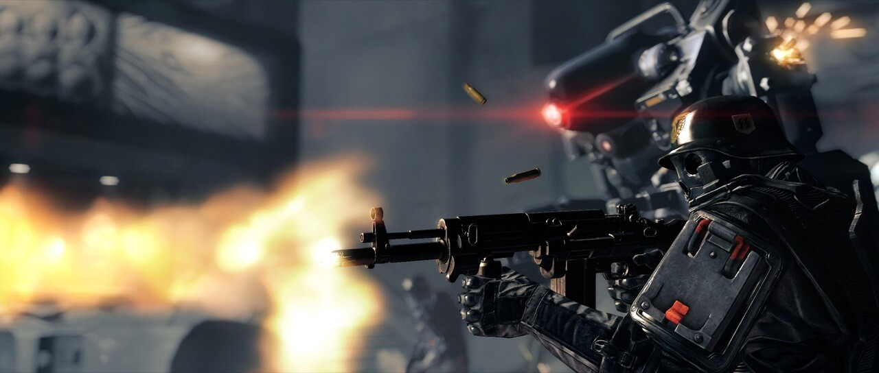 'Wolfenstein: The New Order' Screens Preview Gameplay, Weapons, Nazis & More