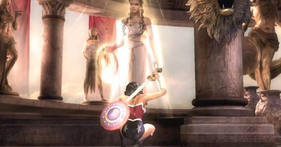 Wonder Woman New 52 Costume Injustice Gods Among Us