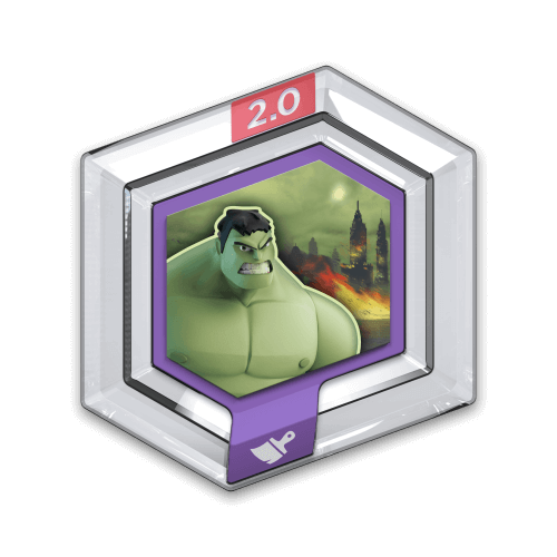 Disney Infinity - World War Hulk Sky