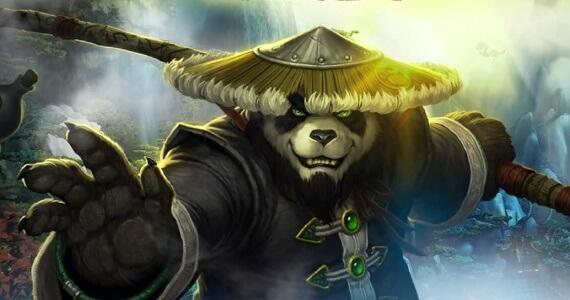 'World of Warcraft' Pandaren Mounts & Armor Revealed