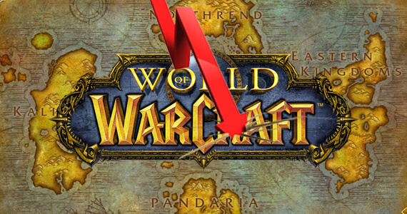 Activision Reports 14% Drop In 'World of Warcraft' Subscribers