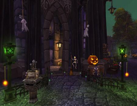 World of Warcraft Undercity