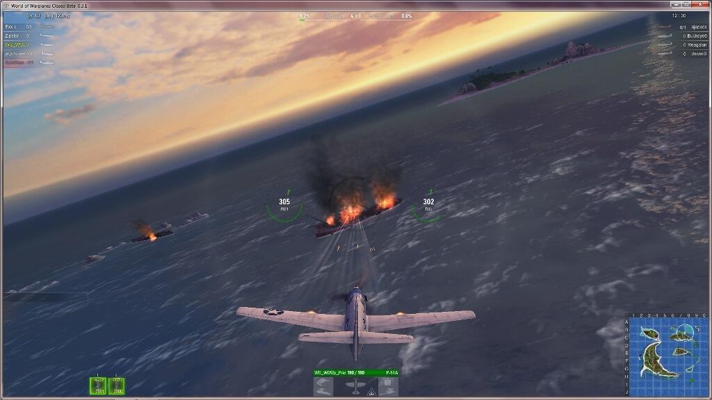 'World of Warplanes' Hands-On Preview