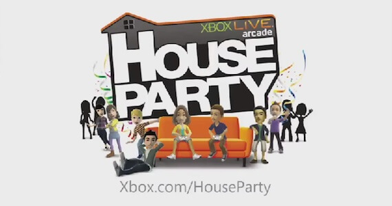 XBLA House Party 2012