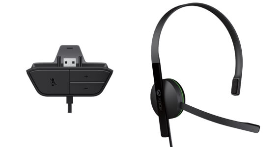 Xbox One 360 Headset Adapter