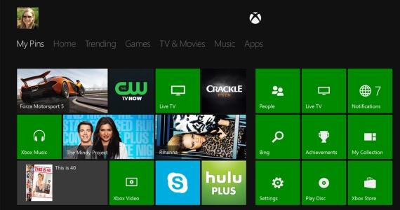 Xbox One Advertising