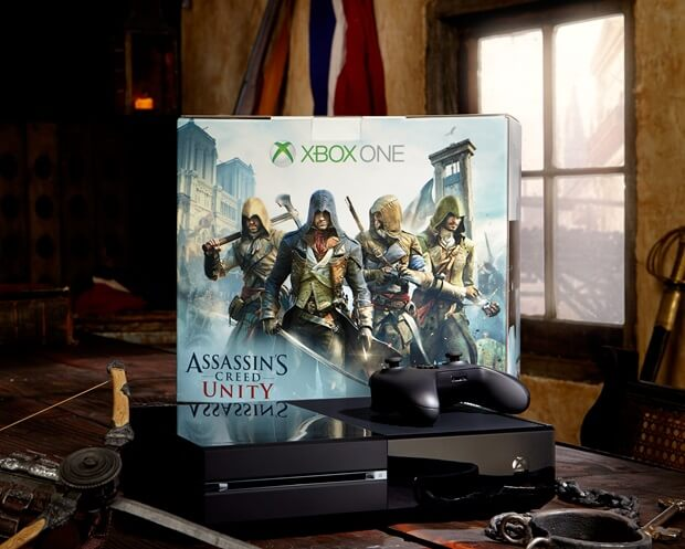 Xbox One 'Assassin's Creed' Bundles