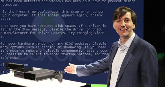 Xbox One E3 Demos Found Running on Windows 7 PCs