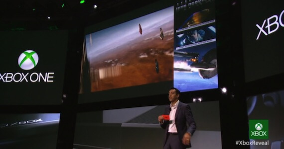 Microsoft Will Redeem Kinect with Xbox One, Won't Violate Privacy