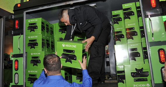 Xbox One Manufacture Cost