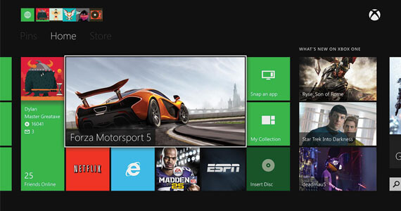 Xbox One Updates Additional Features