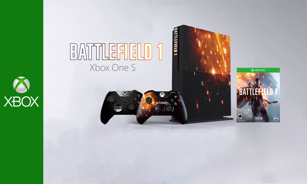 Enter Game Rant's Battlefield 1 Xbox One S Bundle Giveaway