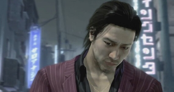Yakuza 5 New Engine
