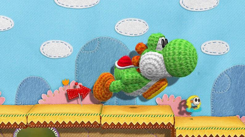 'Yarn Yoshi' to String Gamers Along on the Wii U