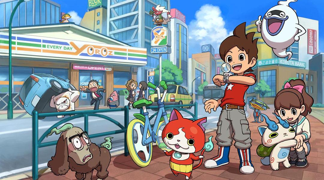 Yo-Kai Watch Review | Game Rant