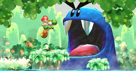 Yoshis New Island Screenshots 2