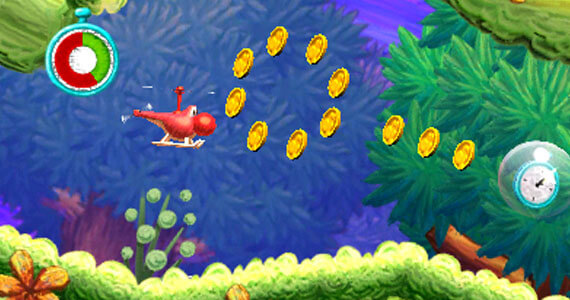 Yoshis New Island Screenshots 3