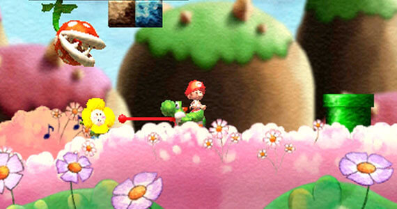 Yoshis New Island Screenshots