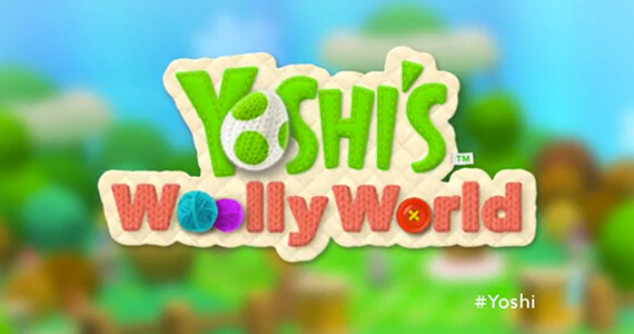 Yoshi's Woolly World Gameplay Trailer E3 2014