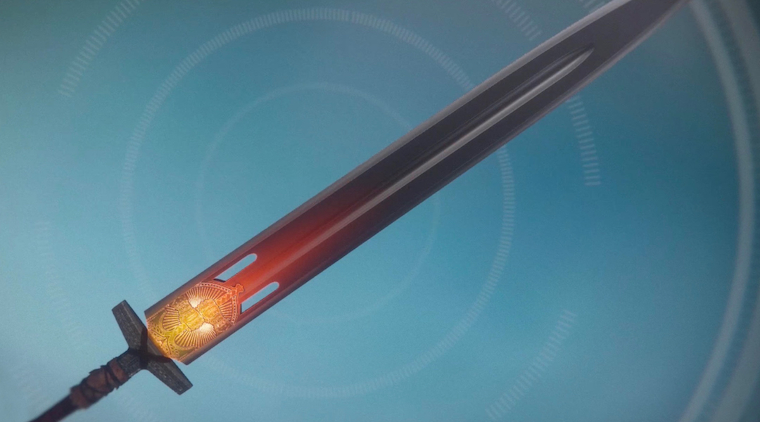 Destiny: Rise of Iron Young Wolf's Howl Exotic Sword Gameplay